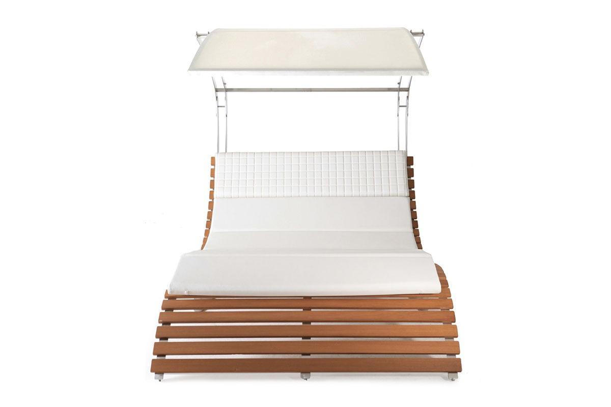 LECTVS 0000 Letto LECTVS frontale